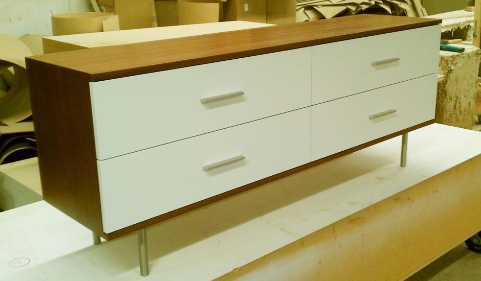 CLERMONT-4-DRAWER-Sapele-and-White-Satin