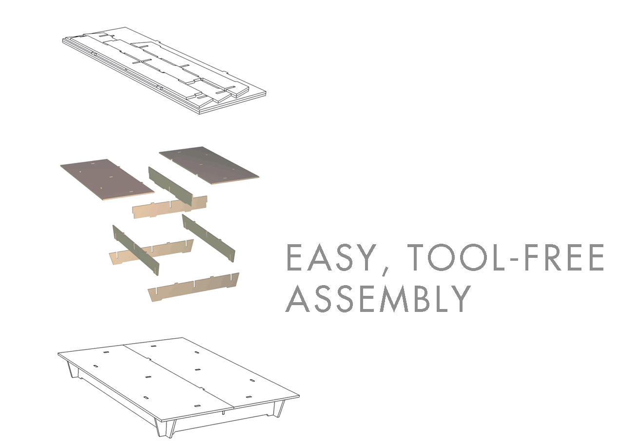 LOWRIDER-Assembly