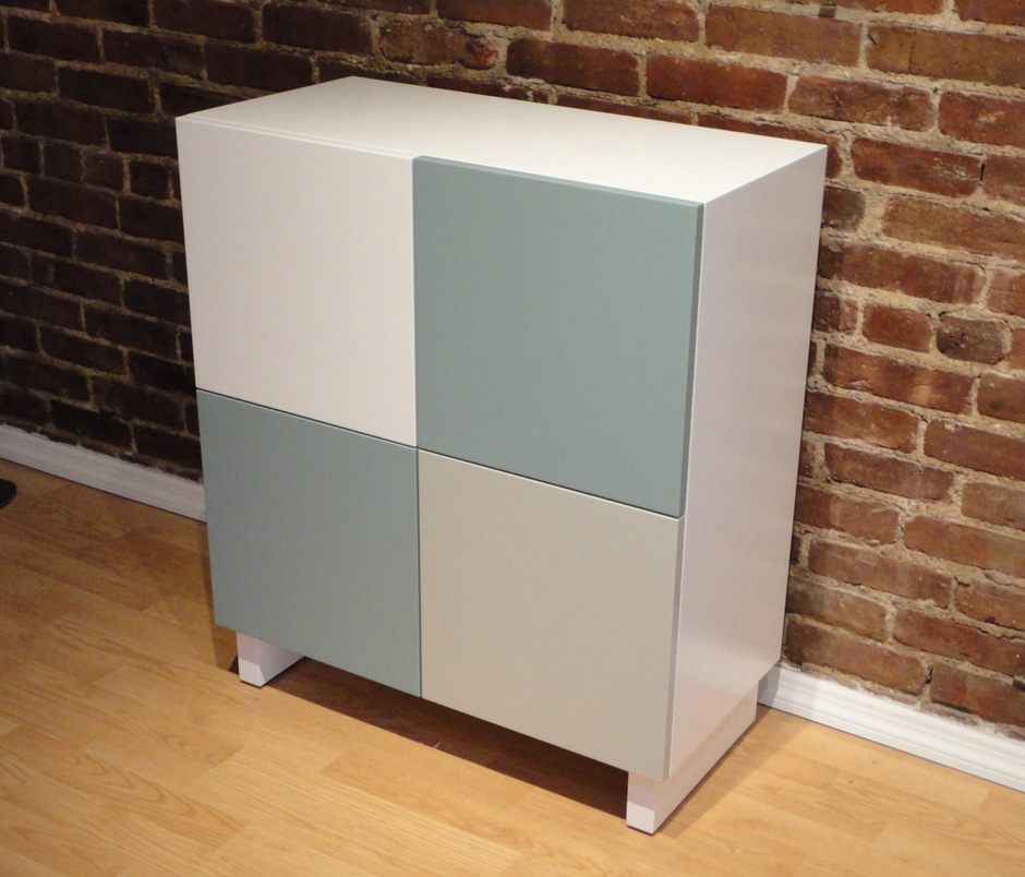 RUBIX-White-with-Multi -DoorsII
